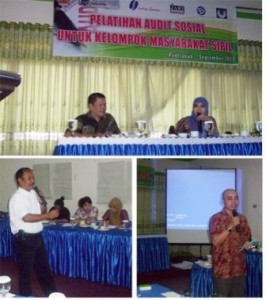 diskusi audit sosial