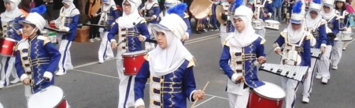 09-Drum-Band-SMA-Negeri-1-Pontianak