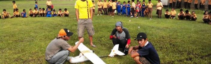 12-drone Gemawan di Sambas