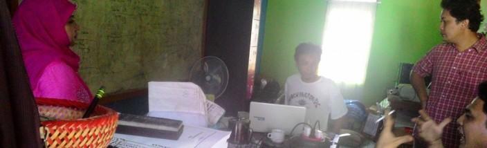 Diskusi KLHS di kantor Gemawan