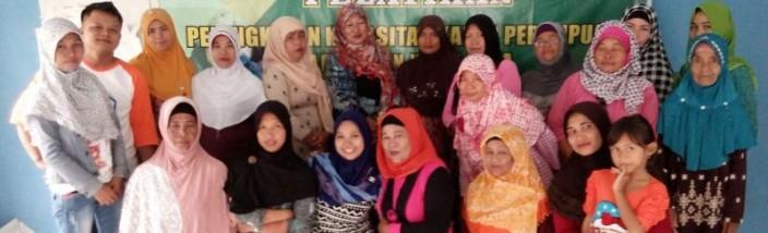09-05-2016-Pelatihan-Kader-Perempuan-Kubu-Raya-Binaan-Gemawan-di-Sungai-Itik