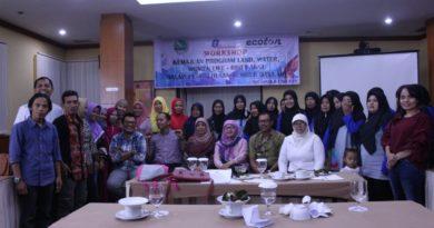 Workshop Peningkatan Kapasitas Perempuan dalam Pengelolaan Sumber Daya Air