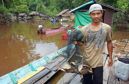 TOXIC RIVER-The fight to reclaim water from oil palm plantations in Indonesia