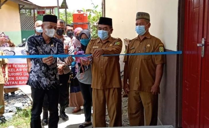 Construction of SDN 15 Seburing Starts, Rehabilitate Classrooms and Toilet