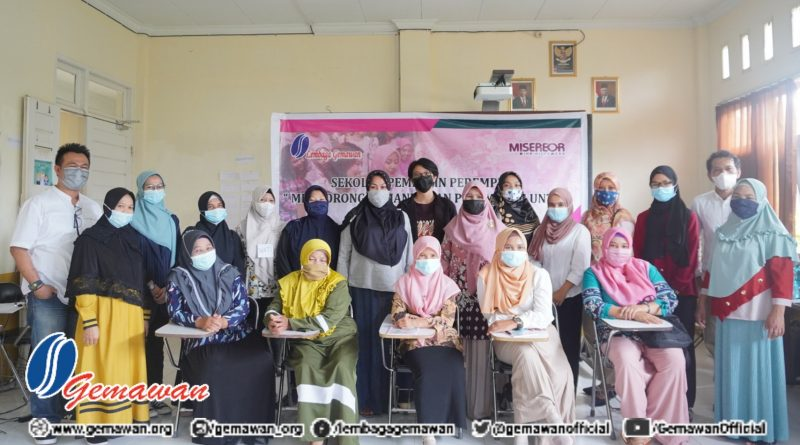 Women's Leader School: Building Women's Empowerment for World's Future